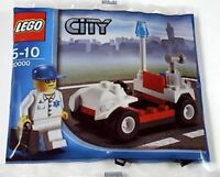 LEGO City: Doctor with Carry Case Polybag Set 30000