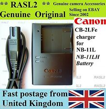 Genuine Original CANON Charger CB-2LFe NB-11Lh PowerShot SX420 SX410 A4000 A4050
