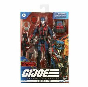 GI Joe Classified Series Special Missions Cobra Island Cobra Viper In Hand!