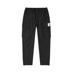 Jordan Flight Woven Pants Men's Black Sportswear Activewear Lifestyle Trousers