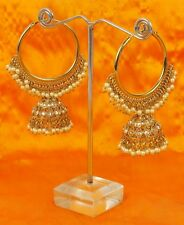 Indian Bollywood Fashion Jhumka Jhumki Earrings Wedding Women Jewelry