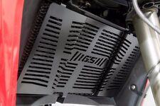 Radiator guard Matte black BMW F800GS, F800GS Adventure