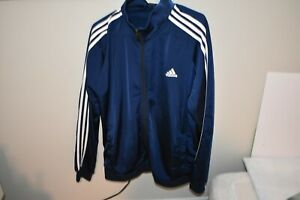 Mens XL Black Adidas Jacket With Tags