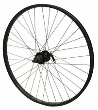 "26"" REAR Alex Rim DM22 REAR Q/R Joytech DH MTB Disc Cassette Hub Wheel Black Rim"