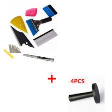 12X Wrap Vinyl Outils Kit Scratch-Gratuit Raclette + Aimants Pour Voiture Fenêtre Tint Film