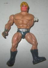 ROTTAME He Man Laser Power Italy Motu Masters of the Universe Mattel SPES GRATIS