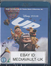 UP DISNEY PIXAR BLU RAY - NEW AND SEALED - UK