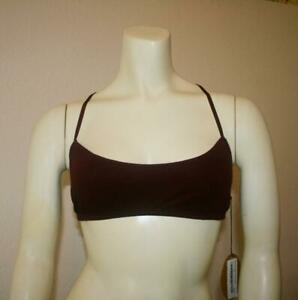 NWT - Only Hearts Organic Cotton Racerback Bralette - Size Large