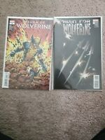 Return of Wolverine 1  & Hunt for Wolverine Lot NM Marvel Comics