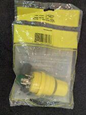 Daniel Woodhead 24W07 Watertight Plug New In Factory Packaging