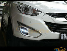 DRL LED Fog Lamp Day Running Light Fits 10 11 12 13 14 15 HYUNDAI TUCSON IX35