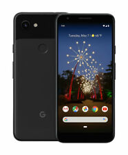 Google Pixel 3a XL - 64GB - BLACK FACTORY UNLOCKED IN EXCELLENT CONDITION