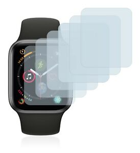 Apple Watch Series 4 (40mm), 6x Transparent ULTRA Clear Screen Protector
