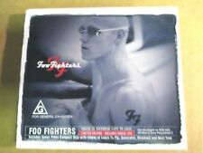 """FOO FIGHTERS-""""THERE IS NOTHING LEFT TO LOSE""""-RARE AUS. IMPORT CD/VCD SET"""