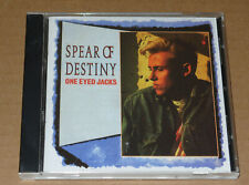 Spear Of Destiny One Eyed Jacks Anagram Expanded Edition 17 Track CD