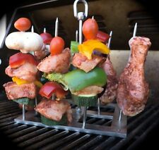 Kabab Cooking, Touchless: Tandoor Oven Style in your Stove Oven or on Reg.BBQ.