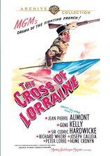 CROSS OF LORRAINE - (1943 Gene Kelly) Region Free DVD - Sealed