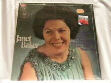 JANET BAKER Purcell Bach Handel Mahler SEALED UK LP