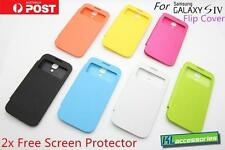 Brand new S-View Window Flip Cover Case for Samsung Galaxy S IV S4 GT-i9500