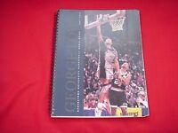 1991-92 Georgetown University Basketball Media Guide