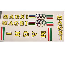 Magni PEP  ICS Design decal set