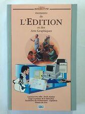 MEMENTO DE L'EDITION ARTS GRAPHIQUES 2001 BREDYS