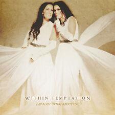 WITHIN TEMPTATION Paradise (What About Us?) - MCD - Import (Tarja Turunen)