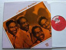 The RAVENS Rarities (1948-50)USA LP SAVOY JAZZ SJL 1174 (1986) Doo-wop VG+/NMINT