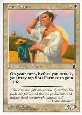 Shu Farmer   NM   Portal: Three Kingdoms   Magic MTG