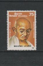 Sri Lanka - 1988, Mahatmo Gandhi Tampon - MNH - Sg 1040