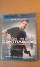 Contraband (Blu-ray/DVD, 2012, Canadian)