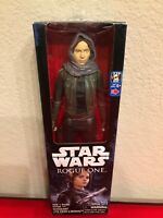 Star Wars Rogue One SERGEANT JYN ERSO (Jedha) 12'' Figure NEW