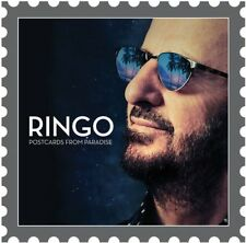 Ringo Starr - Postcards From Paradise VINYL LP NEW