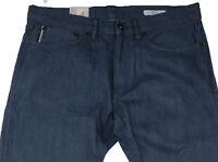 New Mens Marks & Spencer Blue Slim Jeans Waist 34 Leg 31 / Waist 32 Leg 33