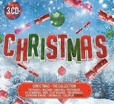 CHRISTMAS THE COLLECTION: 3 CD ALBUM SET (2017)