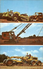 Construction Charlotte NC School of Heavy Equipment Operation Crane Tractor PC