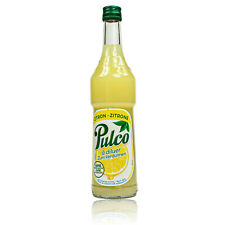 Pulco - Zitronensaft Fruchtkonzentrat 0,7 Liter Glas - Premium Zitronen Saft