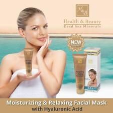 Moisturizing & Relaxing Facial Mask Antioxidant H&B Dead Sea Minerals 100ml.