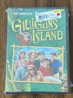 Gilligans Island - The Complete Second Season (DVD, 2012, 6-Disc Set)