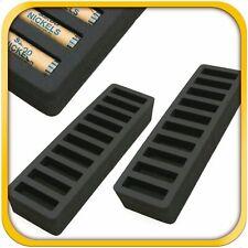 2 Rolled Coin Storage Organizer Nickels Home Office Black 2 Nickel Holder Tray