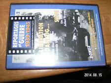 Reportages de guerre 1939-1945 DVD n°2 Liberation Dantzig Finlande Varsovie