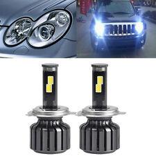 2x NEW H4 9003 HB2 120W 10000LM LED Headlight Kit Hi/Lo Beam Bulbs 6000K