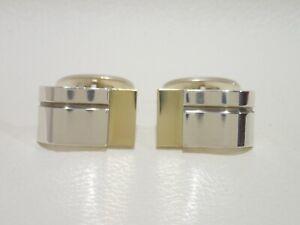 GEORG JENSEN #153 sterling silver cufflinks