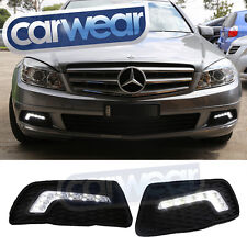 MERCEDES-BENZ W204 08-11 C-CLASS AVANTGARDE  LED DRL C200 C220 C250 C280 C350