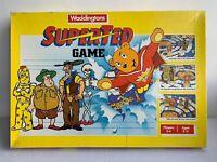 Vintage Superted Board Game Waddingtons 1983 100% Complete Hanna Barbera