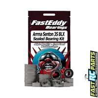 FastEddy Bearings Sealed Bearing Kit - Arrma Senton 3S BLX TFE5848