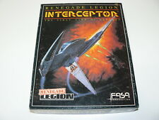 RENEGADE LEGION INTERCEPTOR - The First Line of Defense - FASA No. 5101
