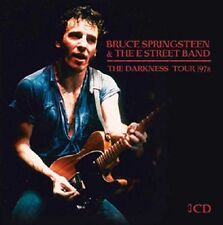 BRUCE & THE E STREET BAND SPRINGSTEEN - THE DARKNESS TOUR 1978 3 CD NEW