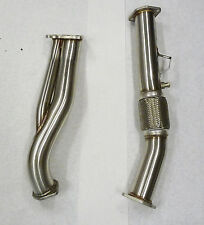 OBX Exhaust Down Pipe Downpipe Fits 08 09 10 11 Impreza WRX / WRX STi 2.5L