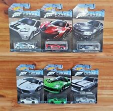 Hot Wheels 2017 FORZA MOTORSPORT Set of 6 (A+/*A+)